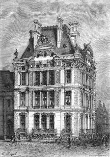 Pavillon de Flore, Public Domain