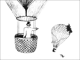 Balloon Duel, Public Domain