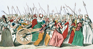 The Women's March on Versailles, Courtesy of Wikipedia