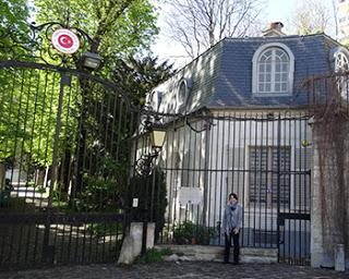 Princesse de Lamballe's Passy Home