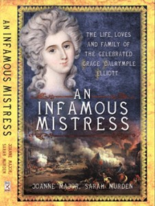 An Infamous Mistress Cover