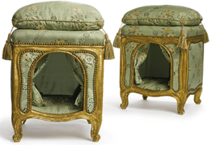 Kennels for Auction at Sotheby's in 2010, Courtesy of Sotheby's