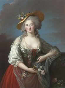Madame Élisabeth, Courtesy of Château de Versailles