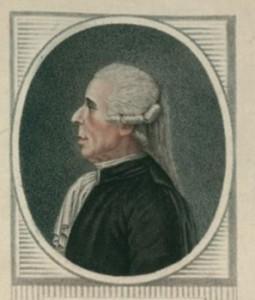 Mayor of Paris, Jean-Sylvain Bailly