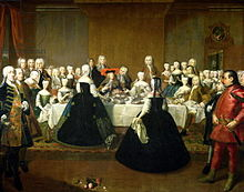Maria Theresa's Wedding Breakfast