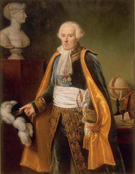 Jean-Sylvain Bailly - Pierre-Simon, Marquis de Laplace