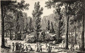Tombeau de Jean-Paul Marat, Courtesy of British Museum