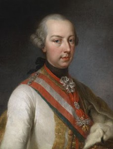 Joseph II, Courtesy of Wikipedia
