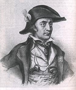 Jean Chouan, 1833, Courtesy of Wikipedia