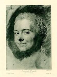 Mademoiselle Dangeville, Courtesy of British Museum