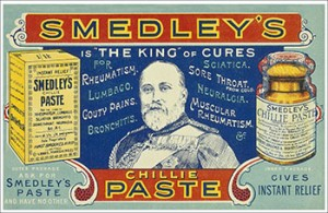 health in Victorian times
