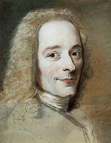 Voltaire and Émilie du Châtelet