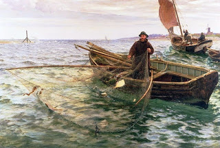 Fishermen superstitions