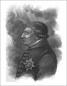 Queen Charlotte - her husband George III