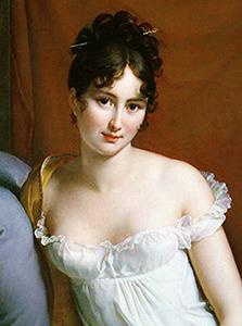 19th Century French Etiquette - Juliette Récamier