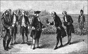 Louis XVI Visiting Parmentier's Potato Field, Public Domain