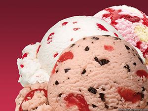 Death by Peas: ice cream