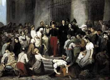 Cholera in France in the 19thcentury