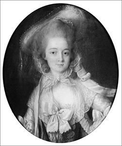 Lafayette and Diane of Simiane - Aglae