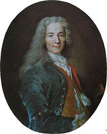 Voltaire's death - Voltaire