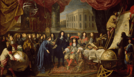 Ventriloquism and France's Royal Academy of Sciences: Members of Royal Academy of Sciences in 1667