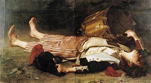 Joseph Bara's death
