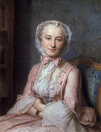Marie Sallé in 1741