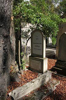 Sophie German tombstone
