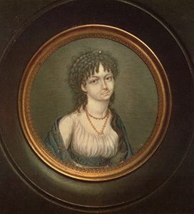 Chateaubriand - his sister Lucile