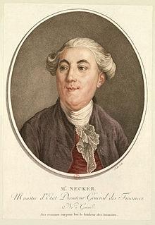 Favras Plot - Jacques Necker.