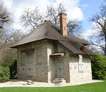 Princesse de lamballe - her shell cottage