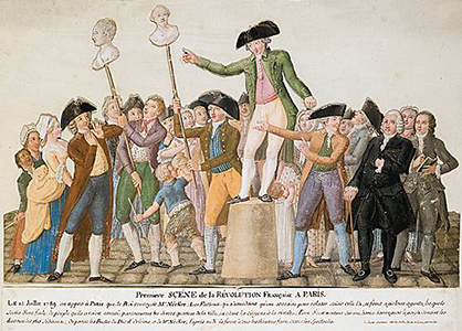 Severed Heads During the French Revolution - Geri Walton