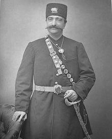 Madame Tussaud's Chamber of Horrors - Shah of Persia