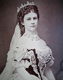 Nineteenth Century Royal Beauties - Empress Elisabeth