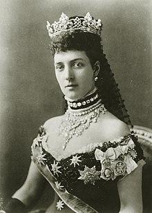 Nineteenth Century Royal Beauties - Queen Alexandra