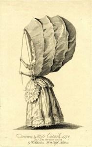 calash bonnet