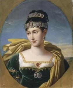 Pauline Bonaparte by Robert Lefèvre