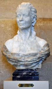 Olympe de Gouges statue
