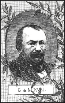 literary madman Gerard de Nerval