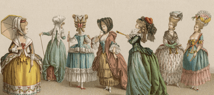 french ladies 18th century 900w