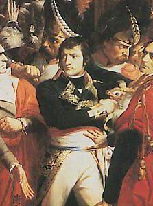 Madame Récamier book - Napoleon