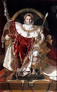 Madame Récamier - Napoleon Bonaparte