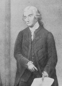 Black Hole of Calcutta survivor John Zephaniah Holwell