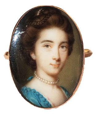 Eliza de Feuillide - Philadelphia Austen Hancock