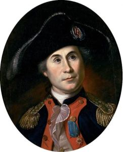 John Paul Jones by Charles Wlson Peale