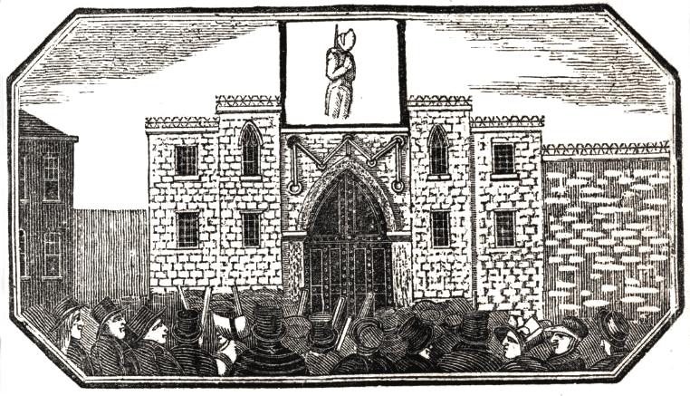 Celia holloway - Holloway's execution