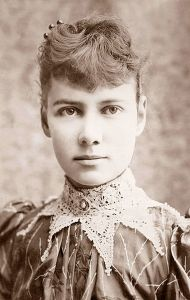 Nellie Bly at 26.