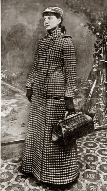 Nellie Bly publicity photo