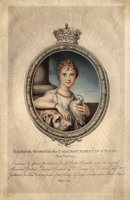 Princess Charlotte at age 11.