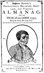 Benjamin Banneker published several Almanacs.